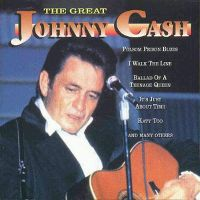 Cover Johnny Cash - The Great Johnny Cash [2001]